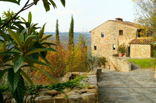 Chianti Region「Bed and Breakfast in the Countryside」:スマホ壁紙(13)