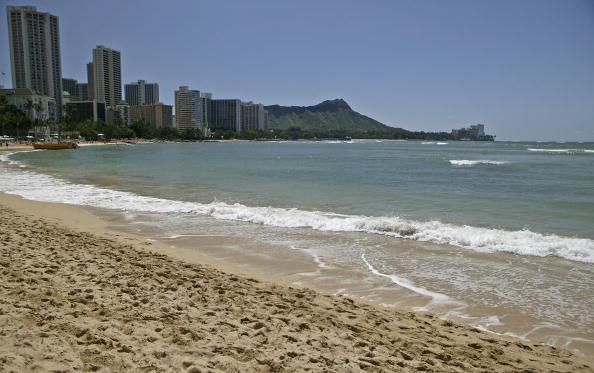 オアフ島「Weeks Of Heavy Rain Overwhelms Honolulu Sewer System」:写真・画像(0)[壁紙.com]