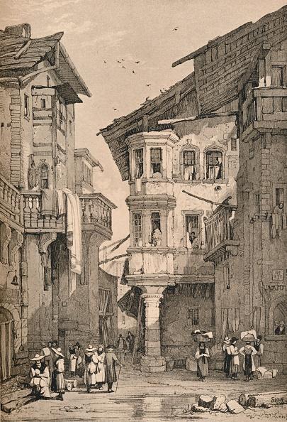 City Life「'Sion', C1830 (1915)」:写真・画像(18)[壁紙.com]