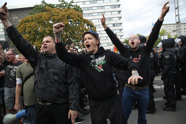 Germany「Murder Fuels Anti-Foreigner Tensions In Chemnitz」:写真・画像(2)[壁紙.com]