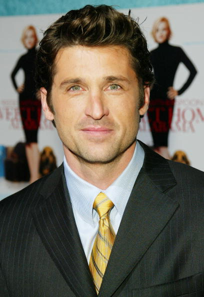 Touchstone Pictures「Patrick Dempsey  at World Premiere of Sweet Home Alabama」:写真・画像(15)[壁紙.com]