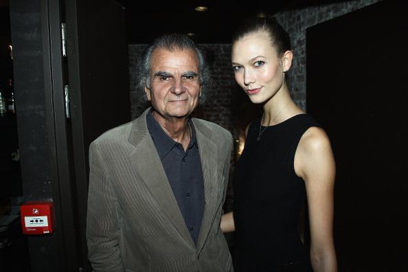 カーリー・クロス「Glamour's Cindi Leive Hosts a Dinner For Patrick Demarchelier In Paris」:写真・画像(11)[壁紙.com]