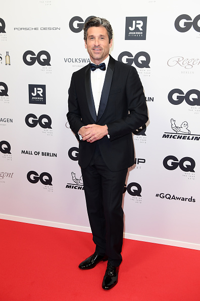 GQ「Red Carpet Arrivals - GQ Men Of The Year Award 2018」:写真・画像(19)[壁紙.com]