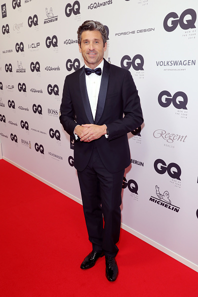 GQ「Red Carpet Arrivals - GQ Men Of The Year Award 2018」:写真・画像(10)[壁紙.com]