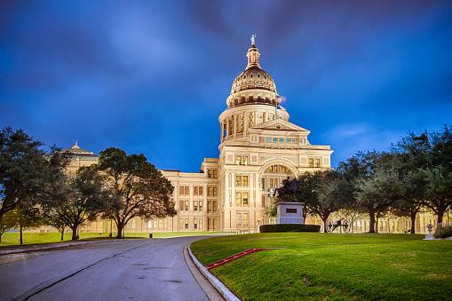 Politics「Texas State Capitol Building In Austin」:スマホ壁紙(16)