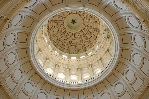 Politics「Texas state capital building in Austin」:スマホ壁紙(13)
