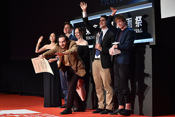 ベン・サフディー「Closing Ceremony - The 27th Tokyo International Film Festival」:写真・画像(18)[壁紙.com]