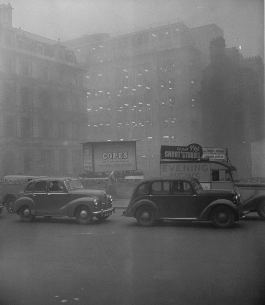 英国 ロンドン「London Smog」:写真・画像(7)[壁紙.com]