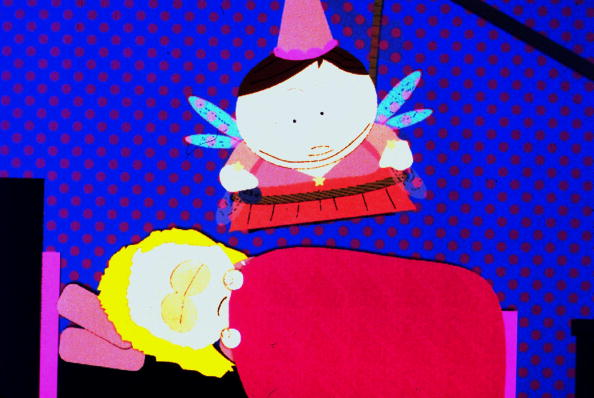 アニメ「Cartman Challenges Organized Crime When He Impersonates The Tooth Fairy In The Toot」:写真・画像(4)[壁紙.com]