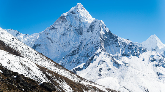 Himalayas「Himalayas, Mt. Everest Trek, Khumbu Valley, Nepal」:スマホ壁紙(3)