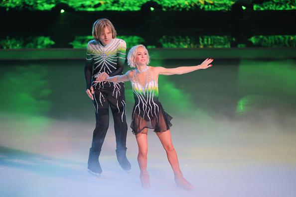 アネット ディトルト「'Dancing on Ice' First Show In Cologne」:写真・画像(4)[壁紙.com]