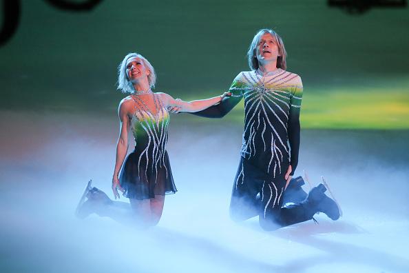 アネット ディトルト「'Dancing on Ice' First Show In Cologne」:写真・画像(6)[壁紙.com]
