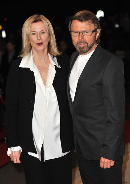 Bjorn Ulvaeus「ABBAWORLD Exhibition - World Premiere Arrivals」:写真・画像(10)[壁紙.com]
