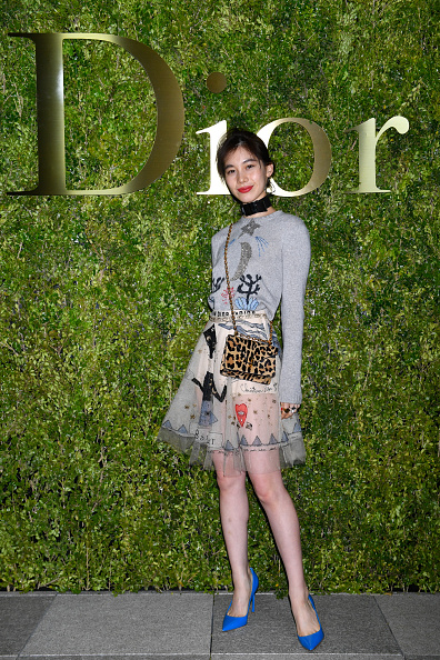 Leopard Print「Dior 2017 Spring/Summer Haute Couture Collection Show」:写真・画像(13)[壁紙.com]