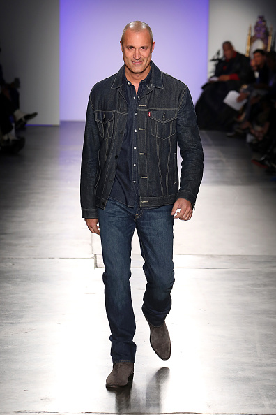 Chelsea Piers「The Blue Jacket Fashion Show At NYFW」:写真・画像(16)[壁紙.com]