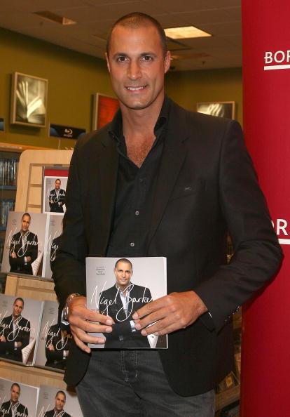 """One Man Only「Nigel Barker Book Signing For """"Nigel Barker's Beauty Equation""""」:写真・画像(8)[壁紙.com]"""