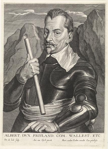 North Holland「Albrecht von Wallenstein (1583-1634), c」:写真・画像(5)[壁紙.com]