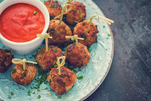 Meatball「Freshly Fried Meatballs」:スマホ壁紙(13)