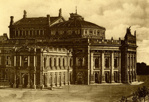 18th Century Style「The Vienna Burgtheater」:写真・画像(9)[壁紙.com]