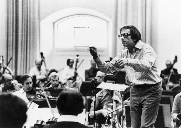 Musical Conductor「Andre Previn」:写真・画像(2)[壁紙.com]