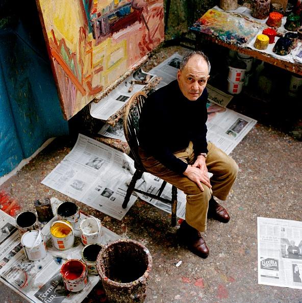 全身「Frank Auerbach」:写真・画像(14)[壁紙.com]