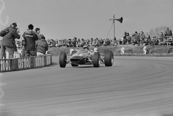 Victor Blackman「Jochen Rindt」:写真・画像(4)[壁紙.com]
