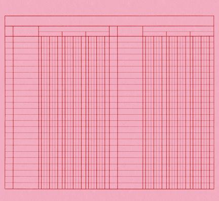 Rectangle「High Resolution Pink Lined Graph Paper Blank Form Sample」:スマホ壁紙(18)
