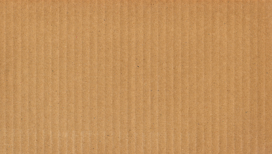 Textured Effect「High Resolution Cardboard Brown Corrugated Texture」:スマホ壁紙(1)