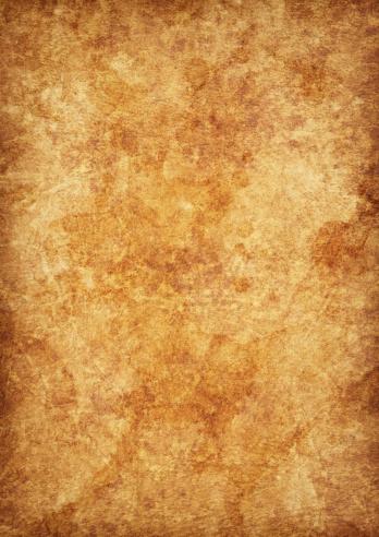 Vellum「High Resolution Antique Animal Skin Parchment Mottled Grunge Vignette Texture」:スマホ壁紙(14)