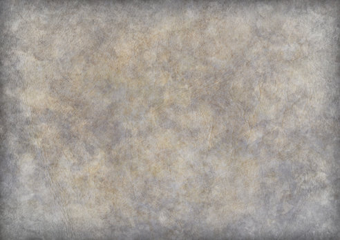 Vellum「High Resolution Antique Animal Skin Parchment Vignette Grunge Texture」:スマホ壁紙(13)
