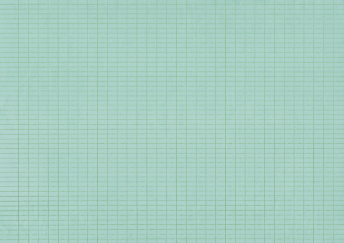 Kelly Green「High Resolution Pale Emerald Green Checkered Graph Paper Background」:スマホ壁紙(1)