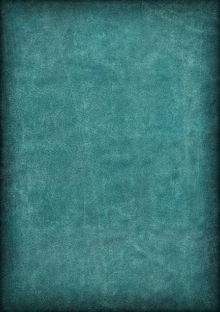 High Resolution Emerald Green Pig Leather Suede Vignette Grunge Texture:スマホ壁紙(壁紙.com)