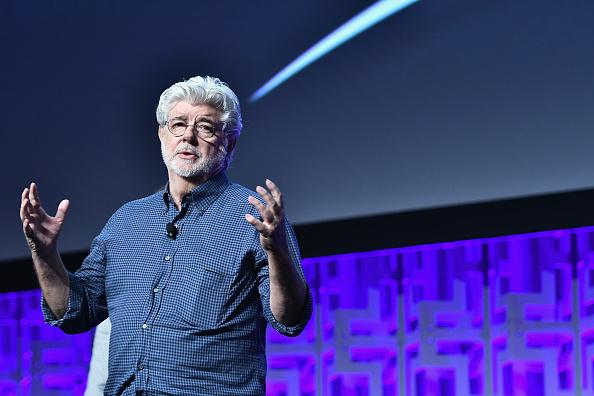 George Lucas「Star Wars Celebration」:写真・画像(1)[壁紙.com]