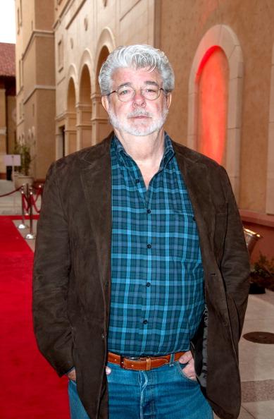 George Lucas「Dedication Of The Sumner M. Redstone Production Building」:写真・画像(18)[壁紙.com]