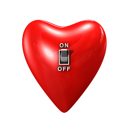 Start Button「on and off switch, heartshaped」:スマホ壁紙(4)