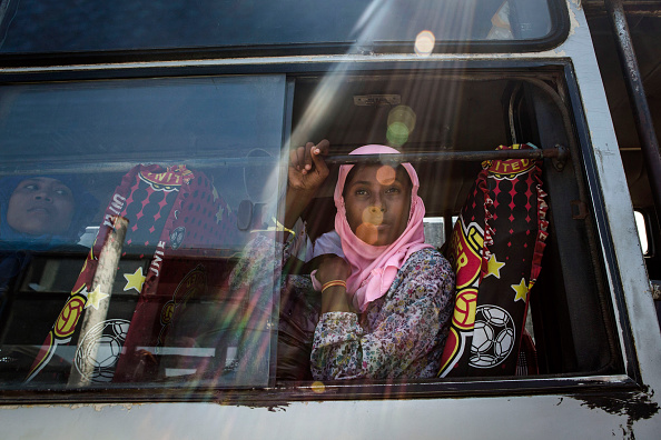 Land Vehicle「Boats Carrying Hundreds Of Rohingya Refugees From Myanmar Wash Up On Indonesian Shores」:写真・画像(16)[壁紙.com]