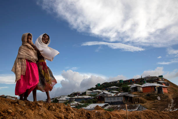 Rohingya Refugees Mark One Year Since The Crisis:ニュース(壁紙.com)