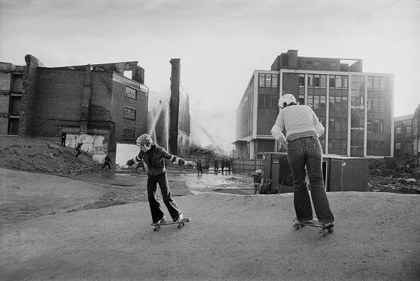 Skateboard Park「Skaters, 1978」:写真・画像(12)[壁紙.com]
