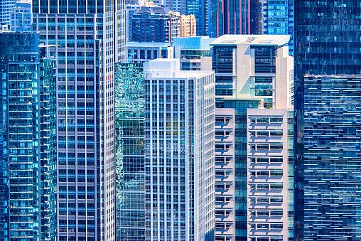 Seattle「Urban Downtown Building Backgroud」:スマホ壁紙(19)