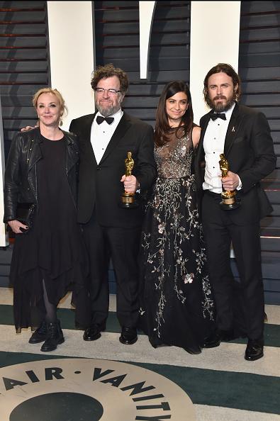 J R Smith「2017 Vanity Fair Oscar Party Hosted By Graydon Carter - Arrivals」:写真・画像(4)[壁紙.com]