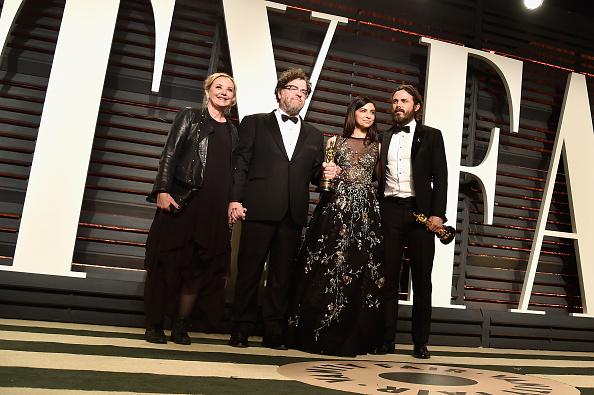 J R Smith「2017 Vanity Fair Oscar Party Hosted By Graydon Carter - Arrivals」:写真・画像(5)[壁紙.com]