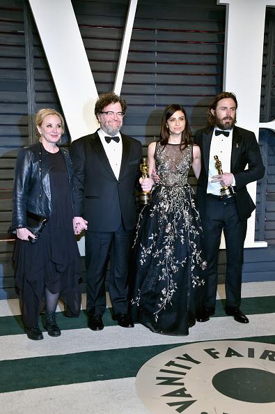 J R Smith「2017 Vanity Fair Oscar Party Hosted By Graydon Carter - Arrivals」:写真・画像(3)[壁紙.com]