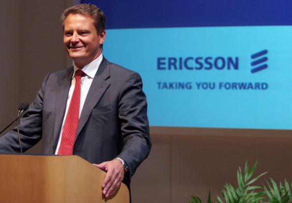Conference Phone「Ericsson And Cingular Wireless Announce Joint Initiative」:写真・画像(10)[壁紙.com]