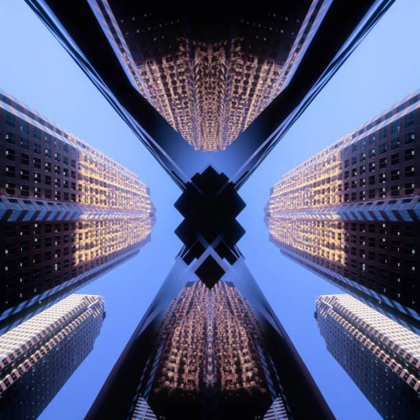 Financial district of Toronto, Canada:スマホ壁紙(壁紙.com)