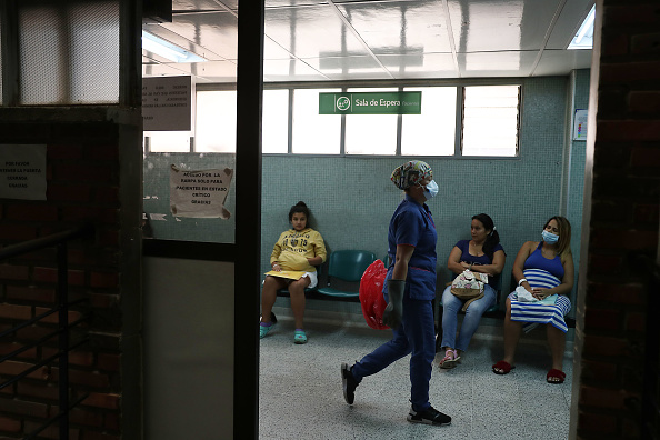 Latin America「Colombian Border Towns See Influx Of Venezuelans Crossing Amid Country's Political Turmoil」:写真・画像(16)[壁紙.com]
