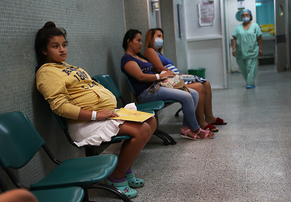 Pregnant「Colombian Border Towns See Influx Of Venezuelans Crossing Amid Country's Political Turmoil」:写真・画像(16)[壁紙.com]