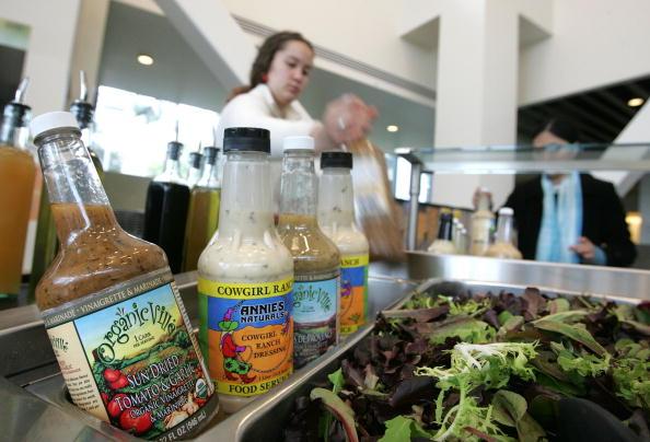 Salad「UC Berkeley Unveils Nation's First Organic Food Service」:写真・画像(10)[壁紙.com]