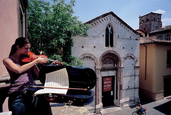 Violin「Lucca Music Student」:写真・画像(5)[壁紙.com]