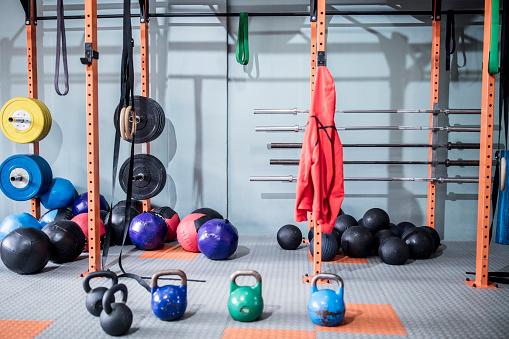 スポーツ用品「Gym equipment」:スマホ壁紙(14)