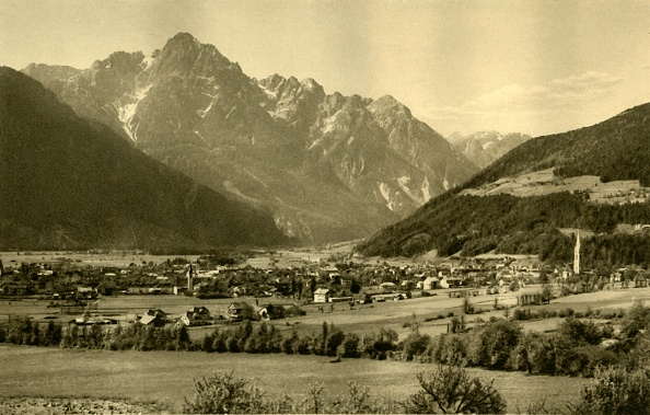 Physical Geography「Lienz And The Spitzkofel」:写真・画像(12)[壁紙.com]